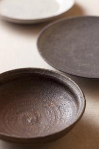 陶器の写真素材 [FYI00111442]