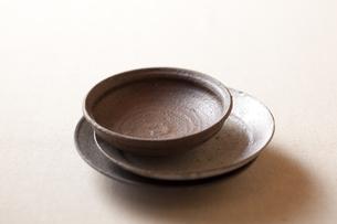 陶器の写真素材 [FYI00111452]
