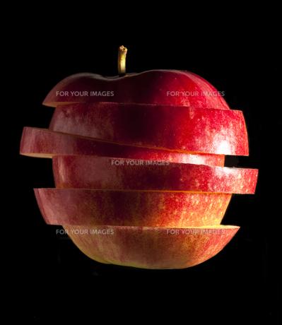 りんごの素材 [FYI00111495]
