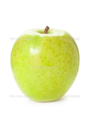 青りんごの写真素材 [FYI00111502]