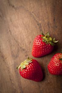 苺の写真素材 [FYI00111507]