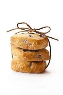 チョコチップクッキーの写真素材 [FYI00111509]