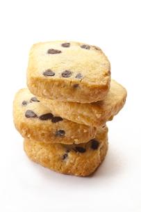 チョコチップクッキーの写真素材 [FYI00111511]