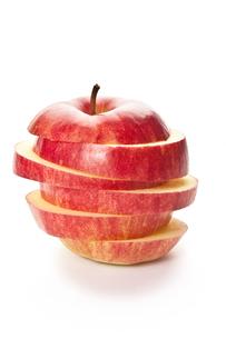 りんごの写真素材 [FYI00111515]