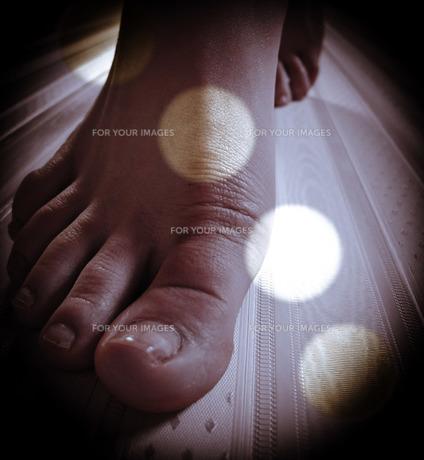 足の写真素材 [FYI00112254]