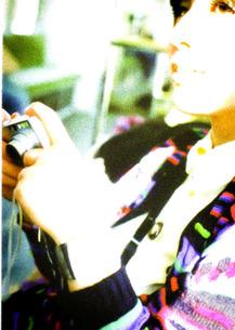 穏やかな横顔の写真素材 [FYI00112266]