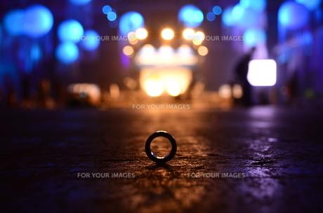 指輪の写真素材 [FYI00112446]