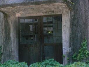 大久野島の廃墟の写真素材 [FYI00113043]