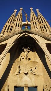 スペイン・バルセロナの写真素材 [FYI00113086]