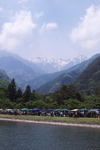 山間の写真素材 [FYI00113460]