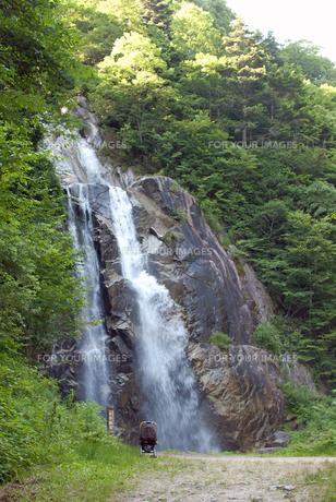 不動滝の写真素材 [FYI00113505]