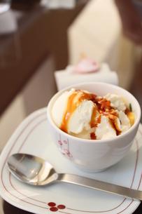 アイスクリームの素材 [FYI00113767]