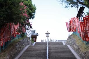南円堂への階段の写真素材 [FYI00113785]
