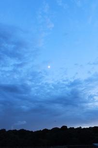 夕景の写真素材 [FYI00113801]