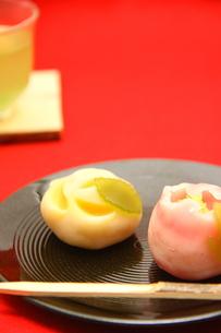 和菓子の写真素材 [FYI00113889]