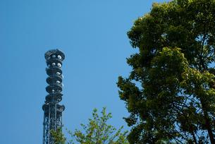日本を守る塔の写真素材 [FYI00114109]
