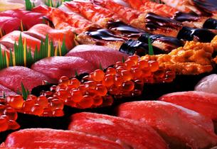 にぎり寿司のイメージの写真素材 [FYI00114328]