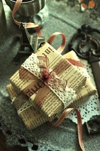 贈り物の写真素材 [FYI00114678]