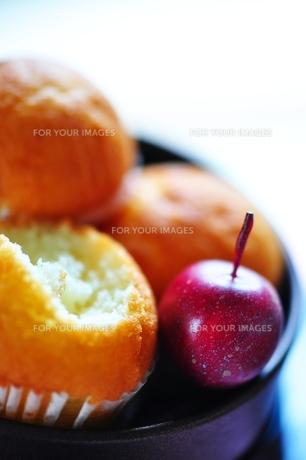 カップケーキの写真素材 [FYI00114774]