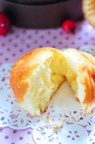 カップケーキの写真素材 [FYI00114778]