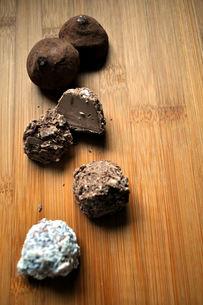 チョコレートの写真素材 [FYI00114927]