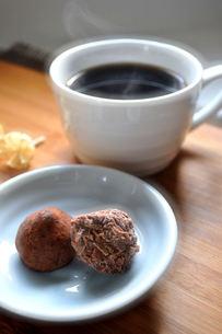 チョコレートの写真素材 [FYI00114930]