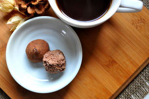 チョコレートの写真素材 [FYI00114931]