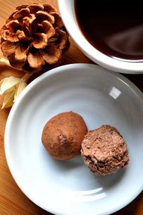 チョコレートの写真素材 [FYI00114933]