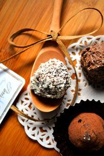 チョコレートの写真素材 [FYI00114936]