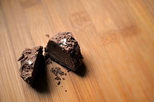 チョコレートの写真素材 [FYI00114947]