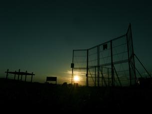 野球場の写真素材 [FYI00115063]