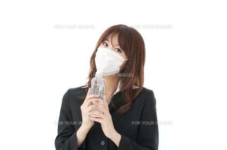 風邪や花粉症の写真素材 [FYI00115167]