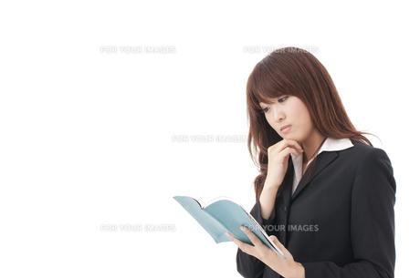 予定 女性の写真素材 [FYI00115169]