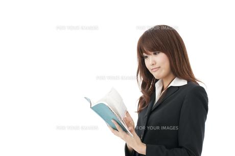 予定 女性の写真素材 [FYI00115172]