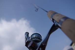 釣りの写真素材 [FYI00115634]