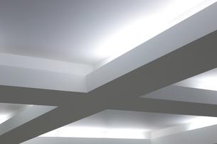 白い天井の写真素材 [FYI00115653]