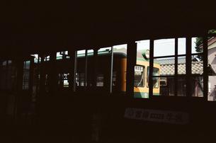 電車の写真素材 [FYI00115762]