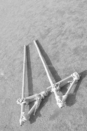 竹馬の素材 [FYI00116214]