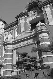 東京駅の写真素材 [FYI00116252]