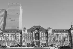 東京駅の写真素材 [FYI00116258]