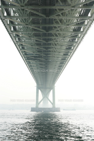 明石海峡大橋の写真素材 [FYI00116487]