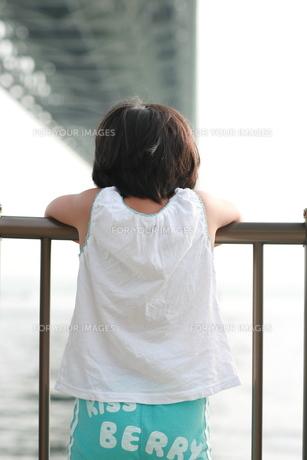 明石海峡大橋の写真素材 [FYI00116503]