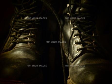 ブーツの写真素材 [FYI00116574]