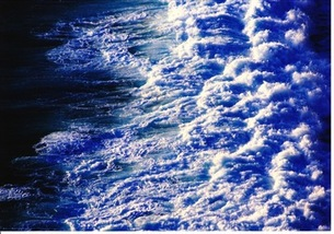 波の写真素材 [FYI00116580]