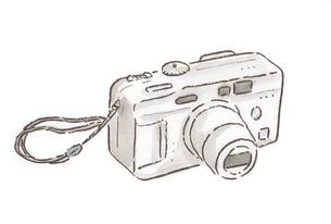 カメラの写真素材 [FYI00116796]