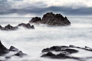 冬の日本海の素材 [FYI00117207]