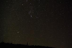 満点の星空の写真素材 [FYI00117245]