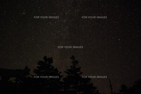 天の川の写真素材 [FYI00117247]