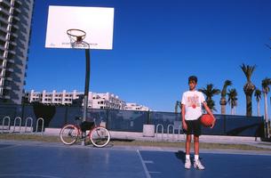スポーツ、少年の素材 [FYI00117845]
