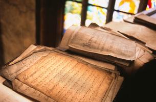 教会-楽譜の素材 [FYI00117970]